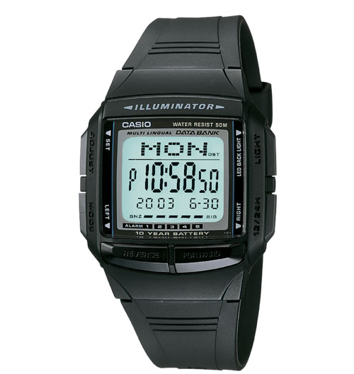 CASIO DB-36-1AVHDF
